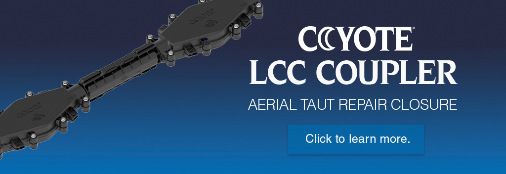 COYOTE LCC Coupler
