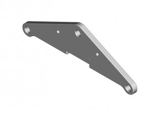 Triangular Yoke Plates
