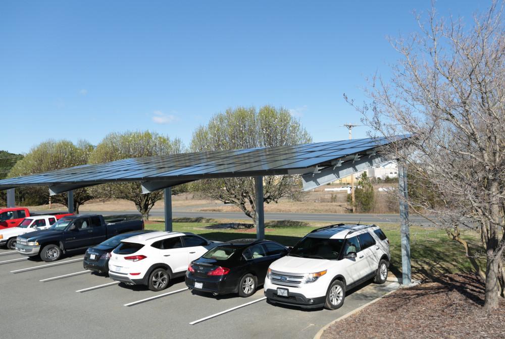 Solar Carport Plp